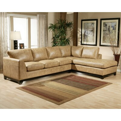 CIT-SEC Omnia Leather Sectionals