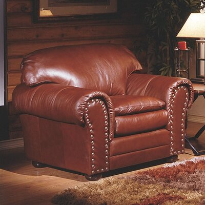 Torre Leather Club Chair