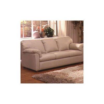 Tahoe Leather Sofa
