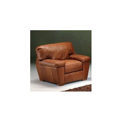 Prescott Leather Club Chair