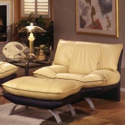 Princeton Lounge Chair with Ottoman