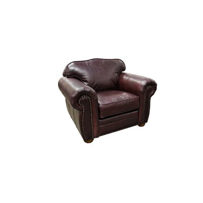 Monte Carlo Leather Armchair Monte Carlo Chair