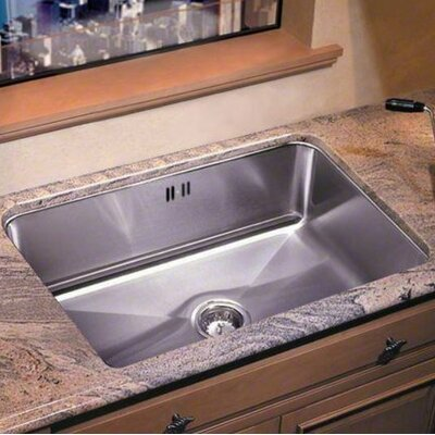 30 x 18 Undermount Extra Deep Single Bowl Kitchen Sink