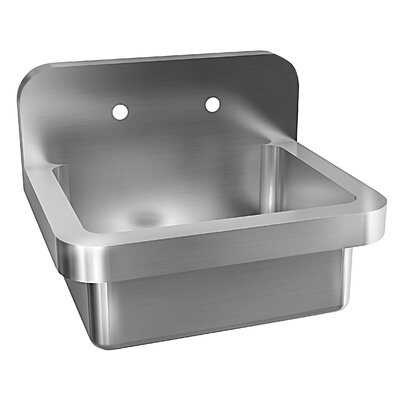 24 x 19 Single Bowl Drop-In Kitchen Sink