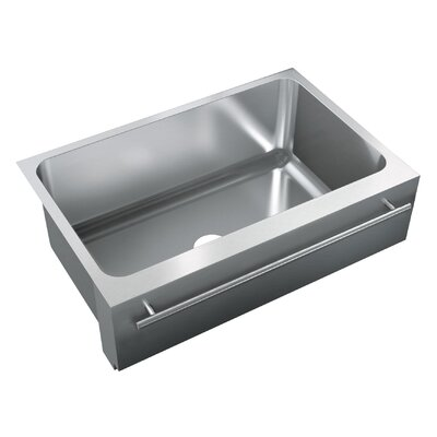 30 x 20 Single Bowl Undermount Kitchen Sink