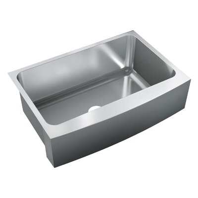 32 x 21.5 Single Bowl Undermount Kitchen Sink