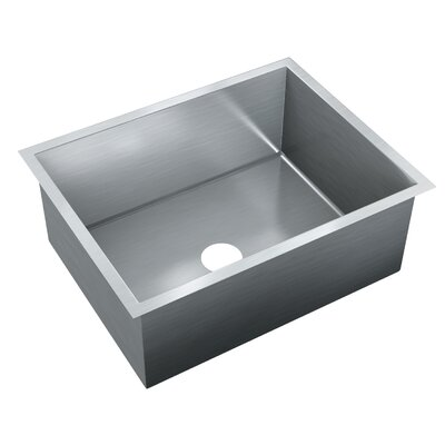 25.75 x 20 Single Bowl Undermount Kitchen Sink