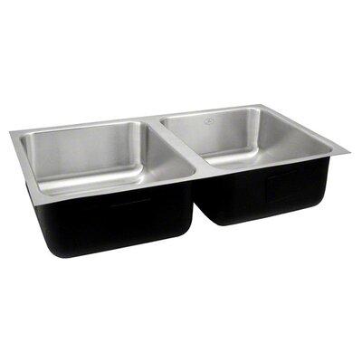 32 x 18 Double Bowl Undermount Kitchen Sink