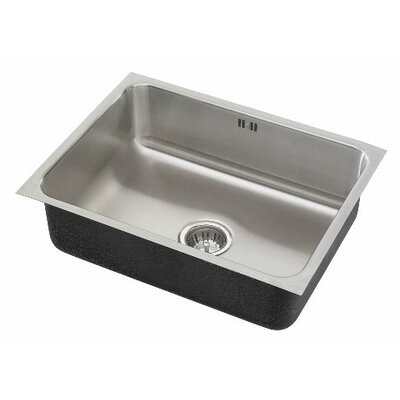 18 x 18 Single Bowl Undermount Kitchen Sink