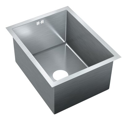 20 x 15.75 Single Bowl Undermount Kitchen Sink