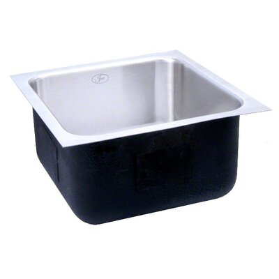 16 L x 16 W Undermount Kitchen Sink