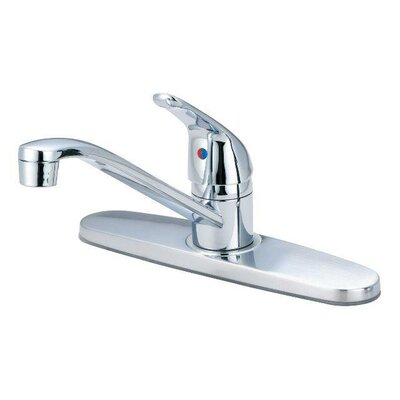 Single Handle Standard Kitchen Faucet