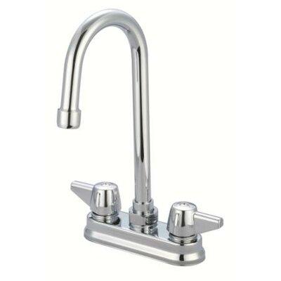 Double Handle Bar Faucet