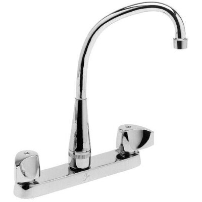 Double Handle Standard Kitchen Faucet