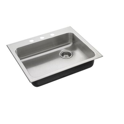 25 L x 21 W Drop-In Kitchen Sink
