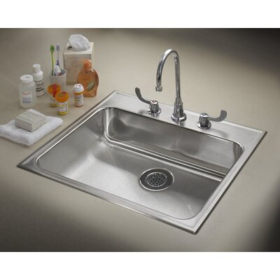 36 L x 18 W Double Bowl Undermount Kitchen Sink