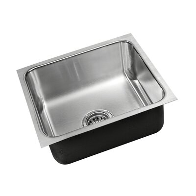 18 L x 16 W Undermount Kitchen Sink