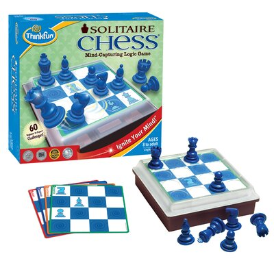 Solitaire Chess Puzzle