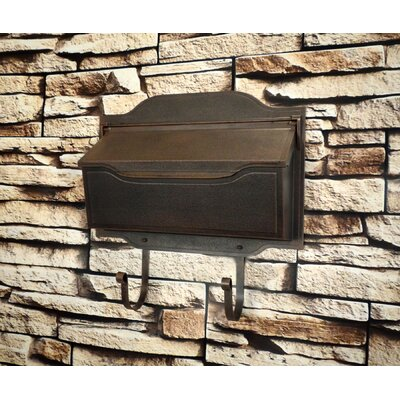 Special Lite Products Wall Mounted Mailbox