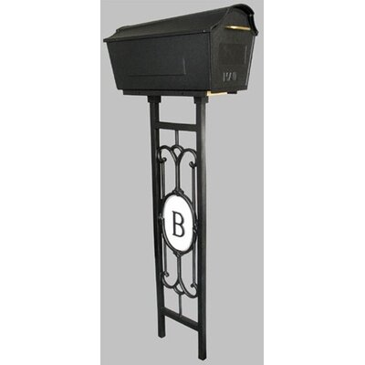 Special Lite Products Town Square Post Mounted Mailbox (2 Pieces) - Finish: Verde Green at Sears.com