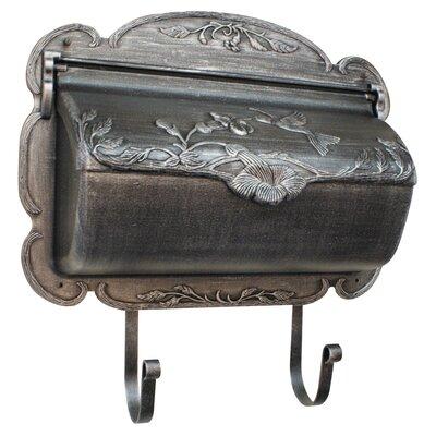 Special Lite Products Hummingbird Horizontal Wall Mounted Mailbox - Finish: Swedish Silver at Sears.com