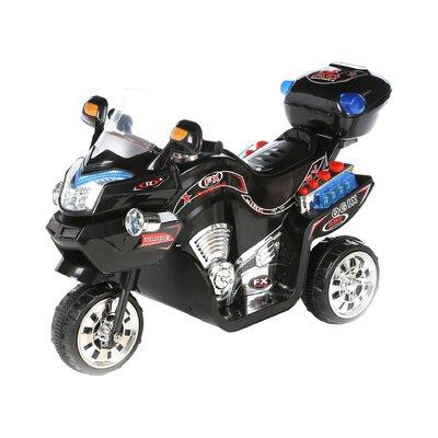 Trademark Poker 80-Kb901k Lil' Rider Fx 3 Wheel Battery Powered Bike Black 80-KB901K