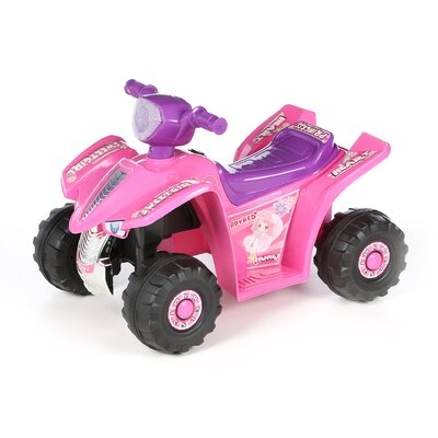 Princess 6V Battery Powered ATV 80-A6303
