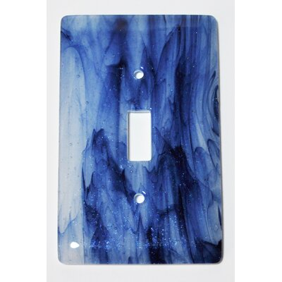 Swirl 1 Gang Switch Wall Plate