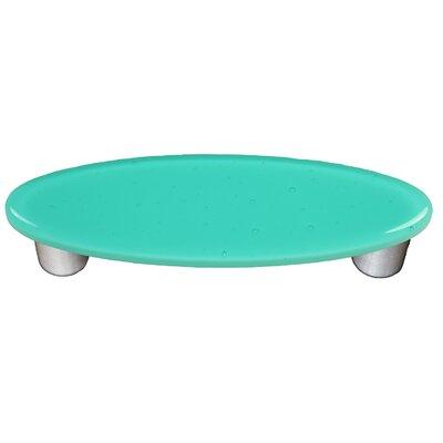 Hot Knobs 4.25 - Color: Light Aqua Blue, Post Finish: Black at Sears.com