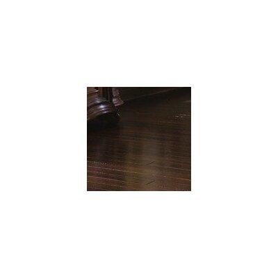 3-1/8 Solid Angelim Hardwood Flooring in Brown