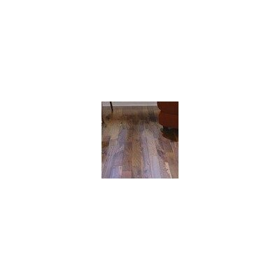 3-1/8 Solid Brazilian Hickory Hardwood Flooring in Brown