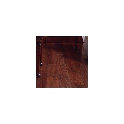 5-1/2 Solid Brazilian Angelim Hardwood Flooring in Black