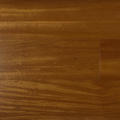 6-1/4 Engineered Timborana Hardwood Flooring in Brown