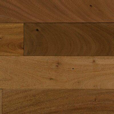 5 Engineered Amendoim Hardwood Flooring in Natural