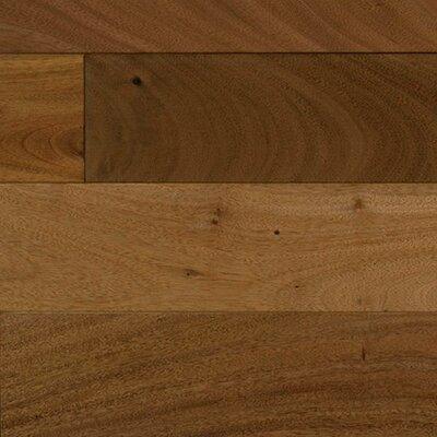 3 Engineered Amendoim Hardwood Flooring in Brown