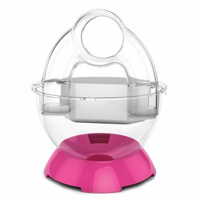 Bubble Tunnel Aquarium Kit Color: Pink