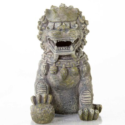 Decorative Temple Guardian Statue 60267000