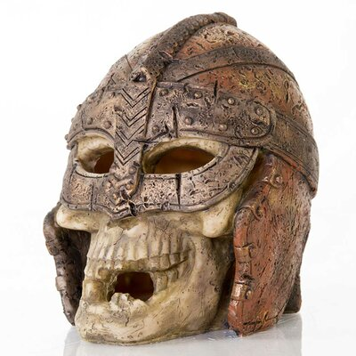 Decorative Viking Helmet Statue 60262500