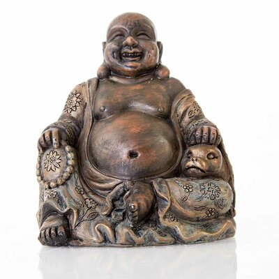 Decorative Laughing Buddha Figurine 60265600