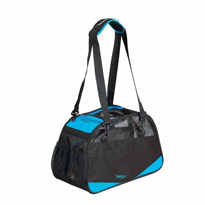 Voyager Pet Carrier Size: Medium/Large (13 H x 10 W x 19 D), Color: Black