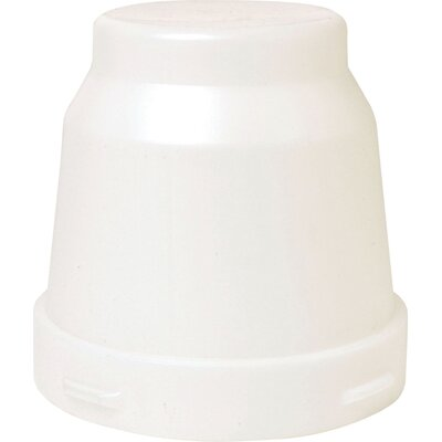 Nesting Jug Poultry Waterer in White - 1 Gallon