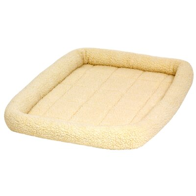 Fleece Dog Mat Size: Large (35 L x 22.5 W)