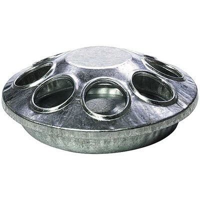 8 Hole Round Chicken Feeder  (Set of 3)
