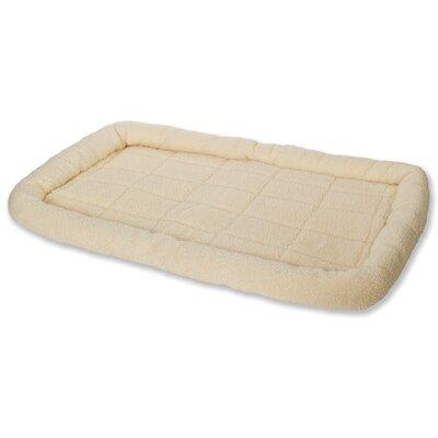Fleece Dog Mat Size: Extra Large (41 L x 25.5 W)