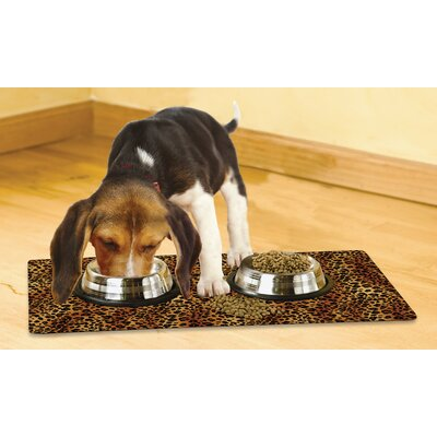 Autumn Pet Place Mat