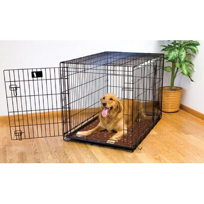 Dog Crate Mat Size: 42 L x 27 W