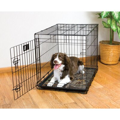 Real Tree Xtra Dog Crate Mat Size: Medium (36 L x 23 W)