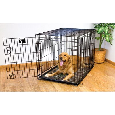 Real Tree Xtra Dog Crate Mat Size: Large (42 L x 27 W)