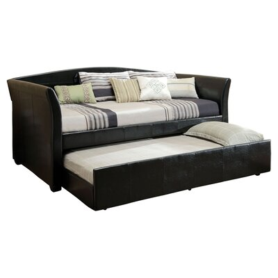 Hokku Designs Roma Daybed with Trundle - Finish: Black at Sears.com