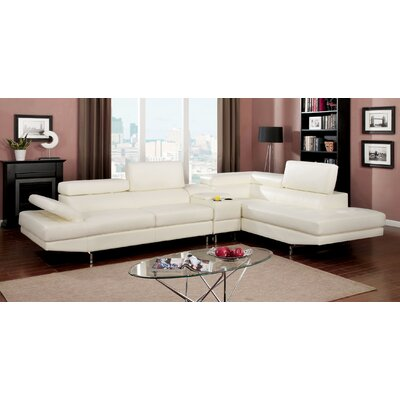 Derrikke Reclining Sectional Collection